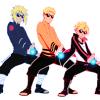 trai Minato Naruto Boruto